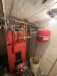 Lämmitysjärjestelmä kattila